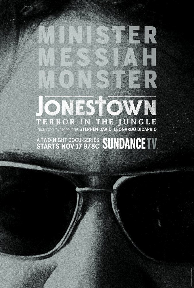 Jonestown: Terror in the Jungle (2018) постер