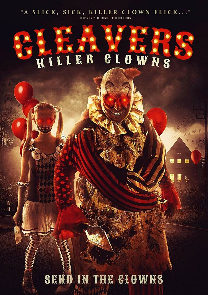 Cleavers: Killer Clowns (2019) постер