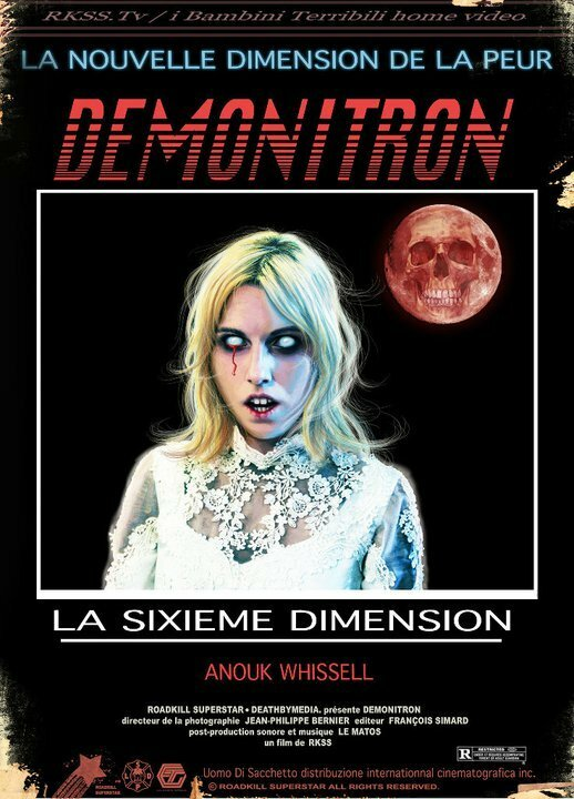 Demonitron: The Sixth Dimension (2010) постер
